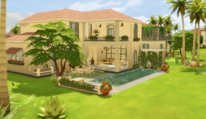 House 49 Oasis Springs at Via Sims image 2311 670x389 Sims 4 Updates