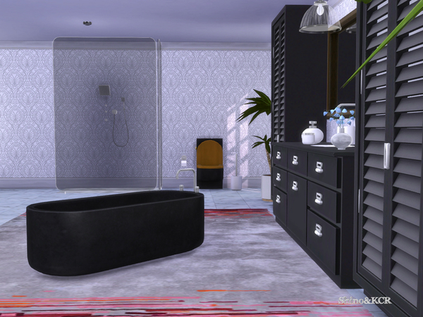 Bathroom Delight by ShinoKCR at TSR image 252 Sims 4 Updates
