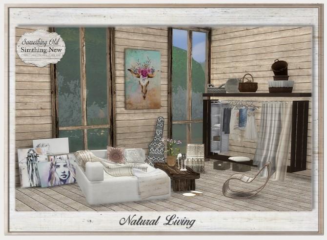 Natural Living at Simthing New image 27110 670x493 Sims 4 Updates