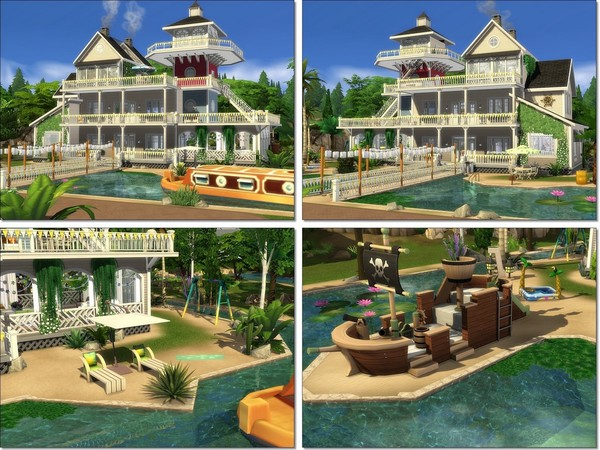 Sandy Valley 2 by MychQQQ at TSR image 2717 Sims 4 Updates