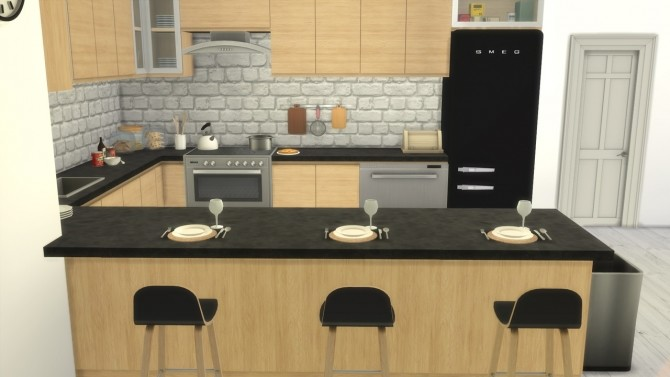 Orlando KITCHEN at MODELSIMS4 image 2871 670x377 Sims 4 Updates