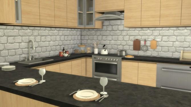 Sims 4 Orlando KITCHEN at MODELSIMS4