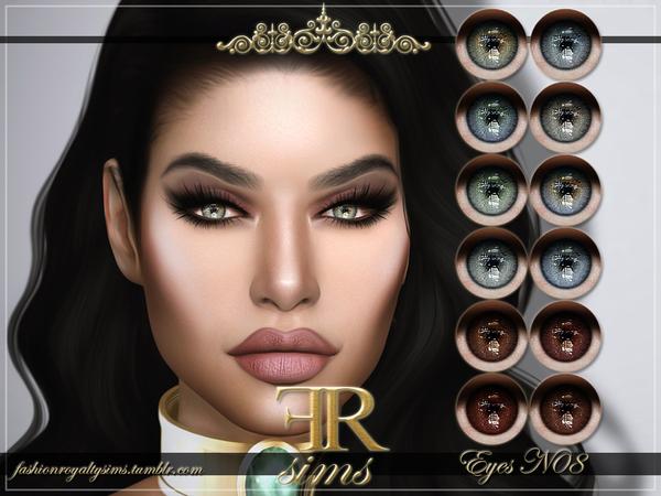 Sims 4 FRS Eyes N08 by FashionRoyaltySims at TSR