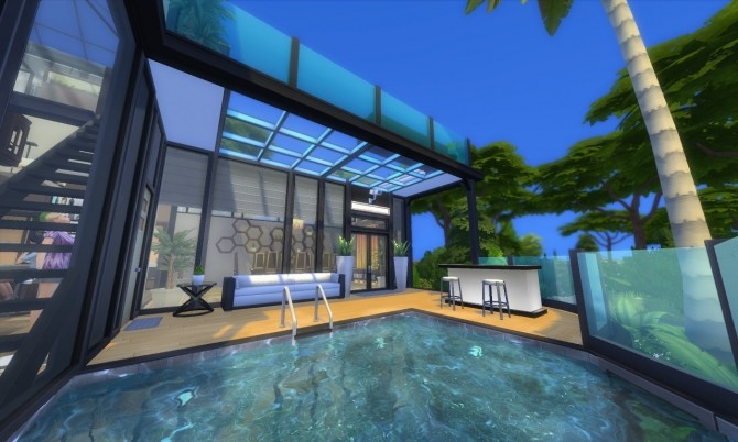 Isla Vista Vacation Home No CC by Itlol at Mod The Sims image 364 670x402 Sims 4 Updates