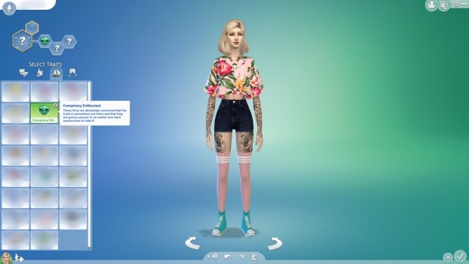 Conspiracy Enthusiast Custom Trait by chozobo at Mod The Sims image 4014 670x377 Sims 4 Updates
