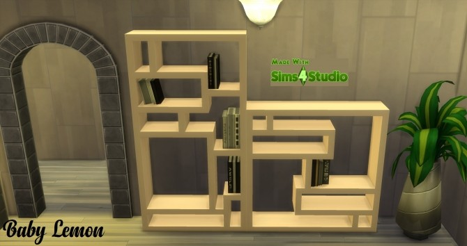 City Living Lost in Transit Bookcase 12 Recolours by wendy35pearly at Mod The Sims image 4115 670x354 Sims 4 Updates