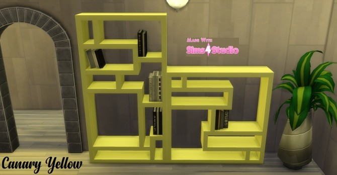 City Living Lost in Transit Bookcase 12 Recolours by wendy35pearly at Mod The Sims image 4311 670x348 Sims 4 Updates