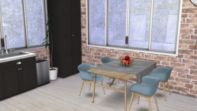 KITCHEN Newport at MODELSIMS4 image 433 670x377 Sims 4 Updates