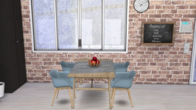 KITCHEN Newport at MODELSIMS4 image 442 670x377 Sims 4 Updates