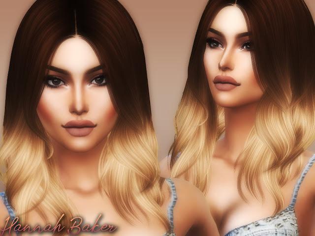 Hannah Baker at MSQ Sims image 4818 Sims 4 Updates