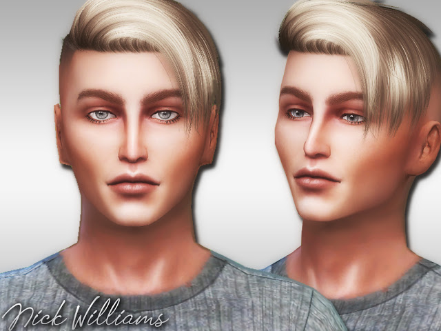 Nick Williams at MSQ Sims image 5018 Sims 4 Updates