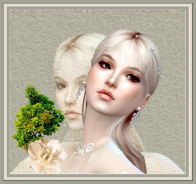 Sims 4 Ines de la Bath by Mich Utopia at Sims 4 Passions