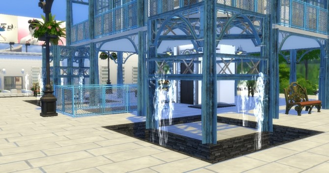 Sims 4 La Tour Gustave by valbreizh at Mod The Sims