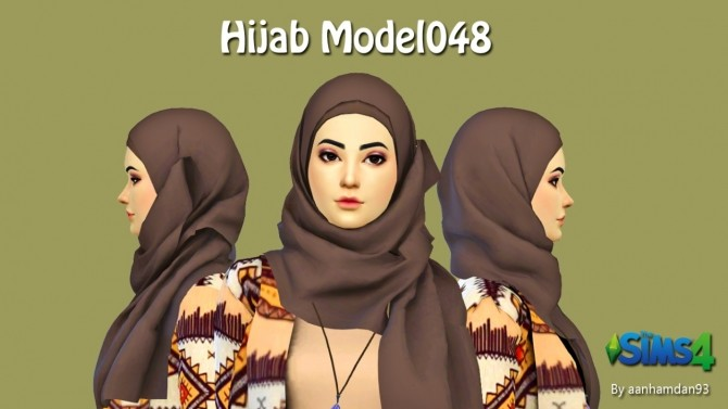 Hijab Model048 & Sasha SET at Aan Hamdan Simmer93 image 686 670x377 Sims 4 Updates