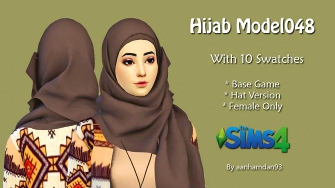 Hijab Model048 & Sasha SET at Aan Hamdan Simmer93 image 696 670x377 Sims 4 Updates