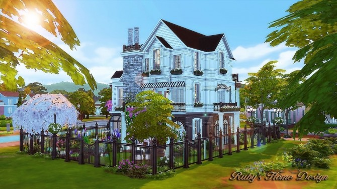 Parisian Flower Shop at Ruby's Home Design image 7014 670x377 Sims 4 Updates