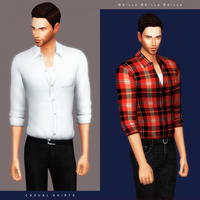 Maxis Match Collection at Gorilla image 702 670x670 Sims 4 Updates