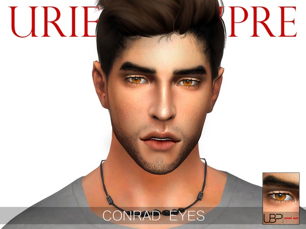 Conrad eyes by Urielbeaupre at TSR image 728 Sims 4 Updates