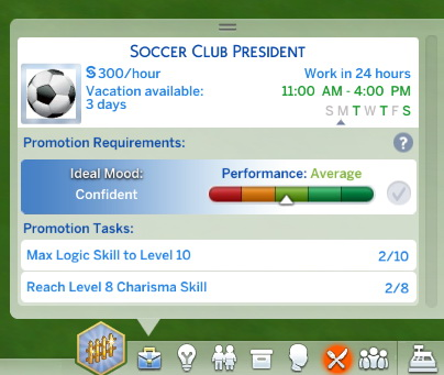 Soccer Player Career by tumblrpotato at Mod The Sims image 735 Sims 4 Updates