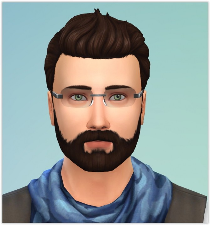 Owen Danaka by Angerouge at Studio Sims Creation image 737 670x719 Sims 4 Updates