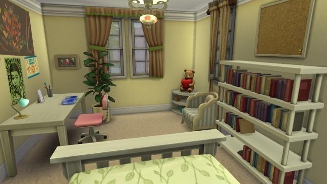 Sims 4 4353 Wisteria Lane by LianZiemas at Mod The Sims