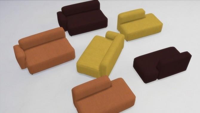 Sims 4 ROPE SOFA (P) at Meinkatz Creations