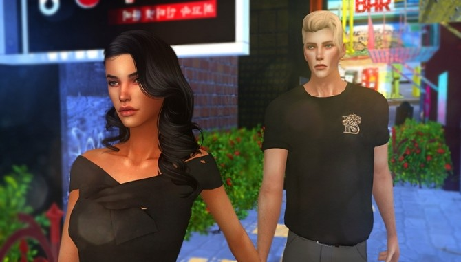 We Walk Together POSEPACK at Solistair image 783 670x381 Sims 4 Updates