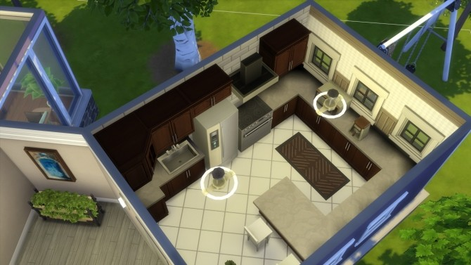 The violet house by iSandor at Mod The Sims image 786 670x377 Sims 4 Updates