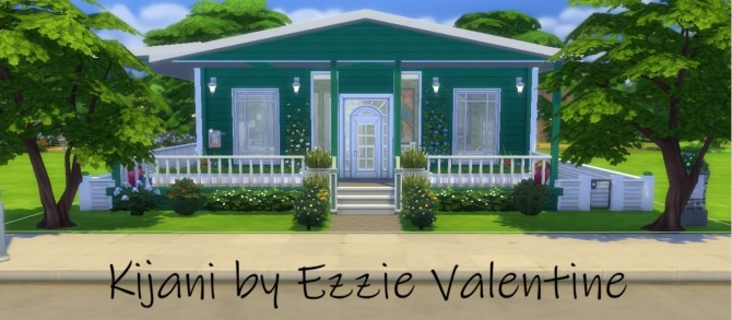 Kijani house by EzzieValentine at Mod The Sims image 797 670x293 Sims 4 Updates