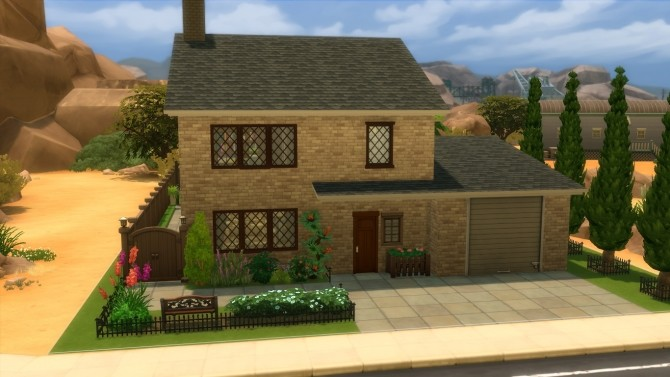 4 Privet Drive from Harry Potter by iSandor at Mod The Sims image 8011 670x377 Sims 4 Updates