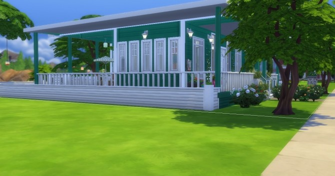 Kijani house by EzzieValentine at Mod The Sims image 8111 670x353 Sims 4 Updates