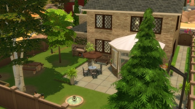4 Privet Drive from Harry Potter by iSandor at Mod The Sims image 8115 670x377 Sims 4 Updates