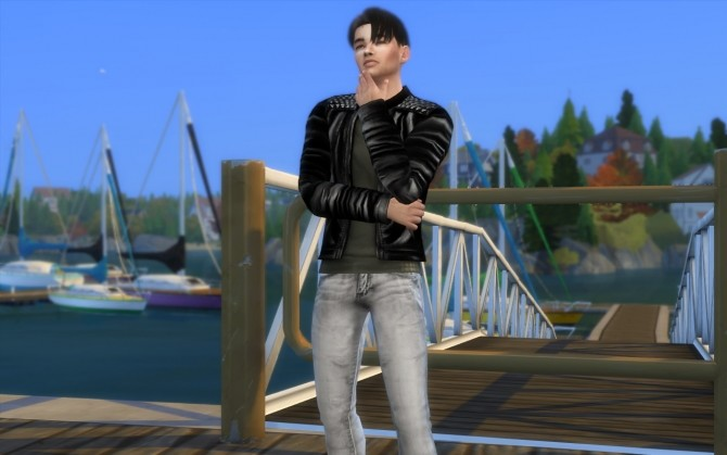 Blaze Sidos at Sims for you image 8118 670x419 Sims 4 Updates