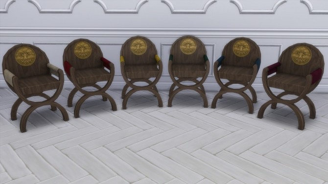 Sims 4 Celtic Objects from TS3 by TheJim07 at Mod The Sims