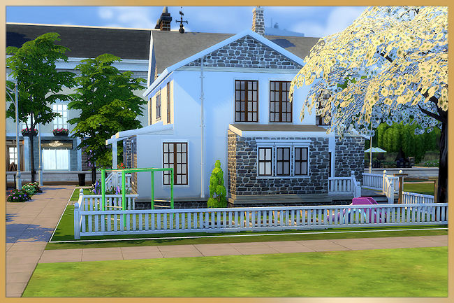 Family house by MissFantasy at Blacky's Sims Zoo image 825 Sims 4 Updates