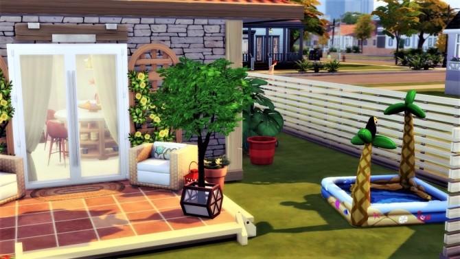 Sims 4 Kalanchoe House at Agathea k