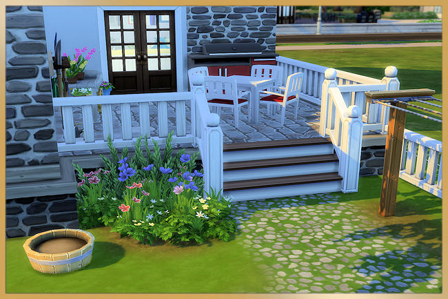 Family house by MissFantasy at Blacky's Sims Zoo image 835 Sims 4 Updates