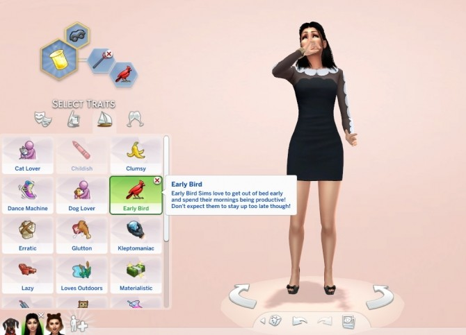 Sims 4 Early Bird Trait by Twilightsims at Mod The Sims