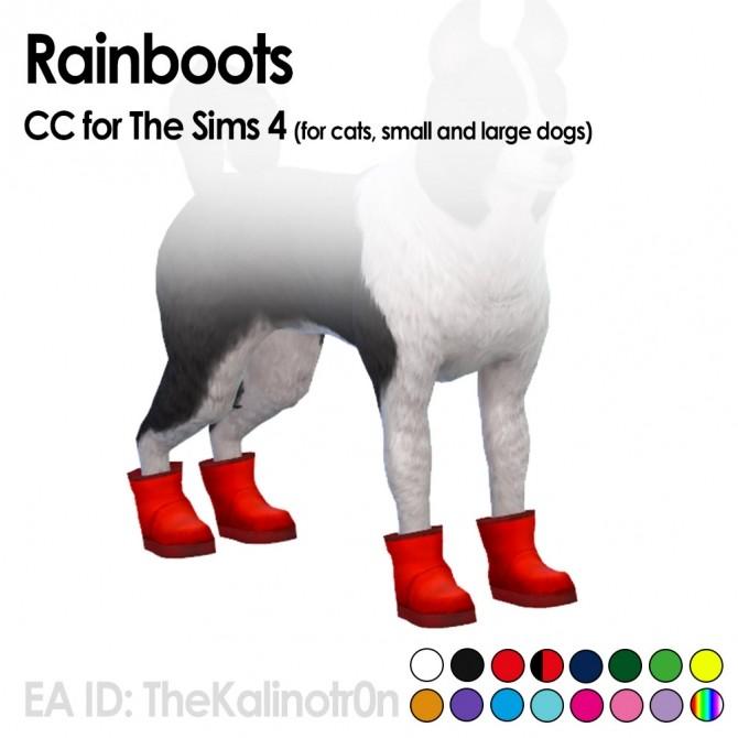 Snowboots at Kalino image 868 670x670 Sims 4 Updates