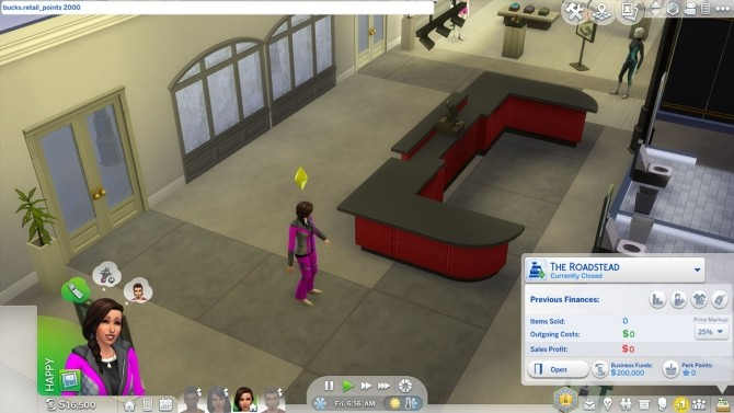 Ultra Perk Points by AshenSeaced at Mod The Sims image 877 670x377 Sims 4 Updates