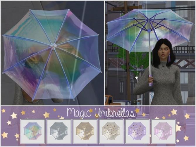 Magic Umbrella For The Seasons at Giulietta image 9013 670x503 Sims 4 Updates