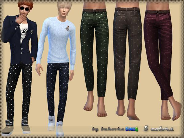 Pants Satin 2 by bukovka at TSR image 9102 Sims 4 Updates