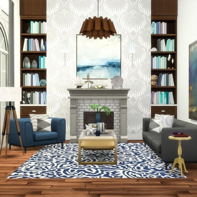 Trenton Seating Modern Sofa Set at Simsational Designs image 9212 670x670 Sims 4 Updates
