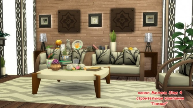 Cozy Living room at Sims by Mulena image 9319 670x376 Sims 4 Updates