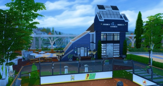 Sporting Club Brindleton at Studio Sims Creation image 935 670x355 Sims 4 Updates