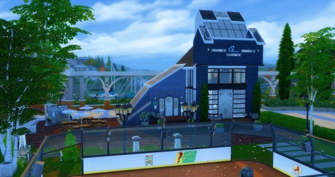 Sporting Club Brindleton at Studio Sims Creation image 935 670x355 Sims 4 Updates