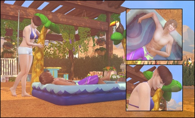 My little pool poses at Rethdis love image 941 670x405 Sims 4 Updates