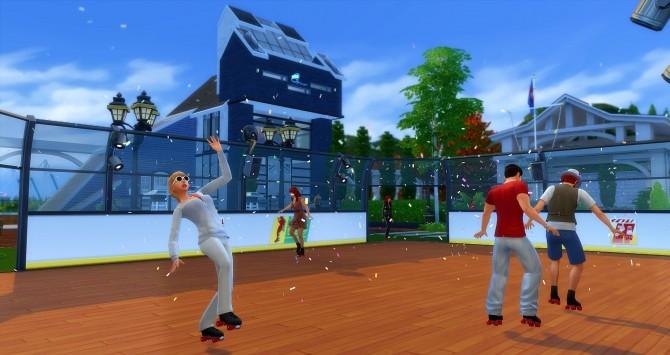 Sporting Club Brindleton at Studio Sims Creation image 945 670x355 Sims 4 Updates