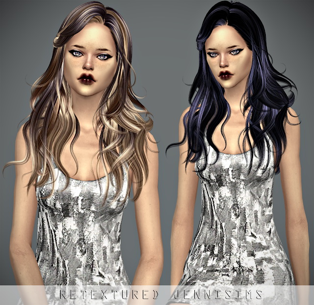 Newsea Cameron Hair retexture at Jenni Sims image 948 Sims 4 Updates