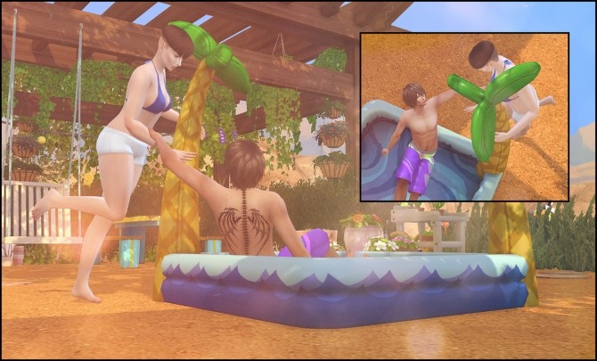 My little pool poses at Rethdis love image 951 670x405 Sims 4 Updates